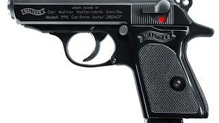 Walther PPK: James Bond Spectre Gun