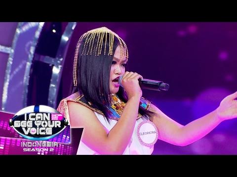 download lagu Semua Kagum! Cleopatra Berhasil Membuktikan Suaranya!  - I Can See Your Voice Indonesia 13/2 gratis