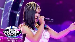 Semua Kagum! Cleopatra Berhasil Membuktikan Suaranya!  - I Can See Your Voice Indonesia (13/2)
