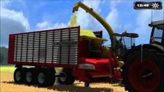 LS11, Landwirtschafts Simulator, Landwirtschafts Simulator 2011, Fendt, Claas, Deutz, Krone, New Holland FR 9090, GPS häckseln, Ernte, harvest, Farming Simulator, John Deere, Hawe, Strautmann, BGA, Biogasanlage, Traktor, tractor, farmer, Schlepper, Westfa