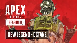 Meet Octane – Apex Legends Character Trailer