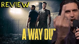 A Way Out Review | Is It Worth The $30 Bones?