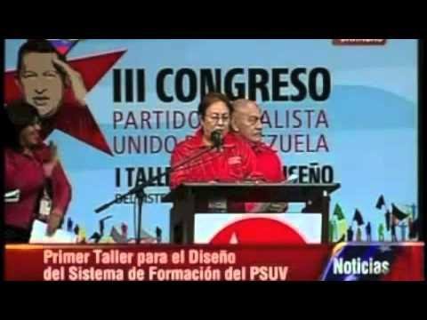El partido de Chávez y Maduro reza el 'Chávez Nuestro'