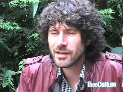 Super Furry Animals 2007 interview - Gruff Rhys (part 1)