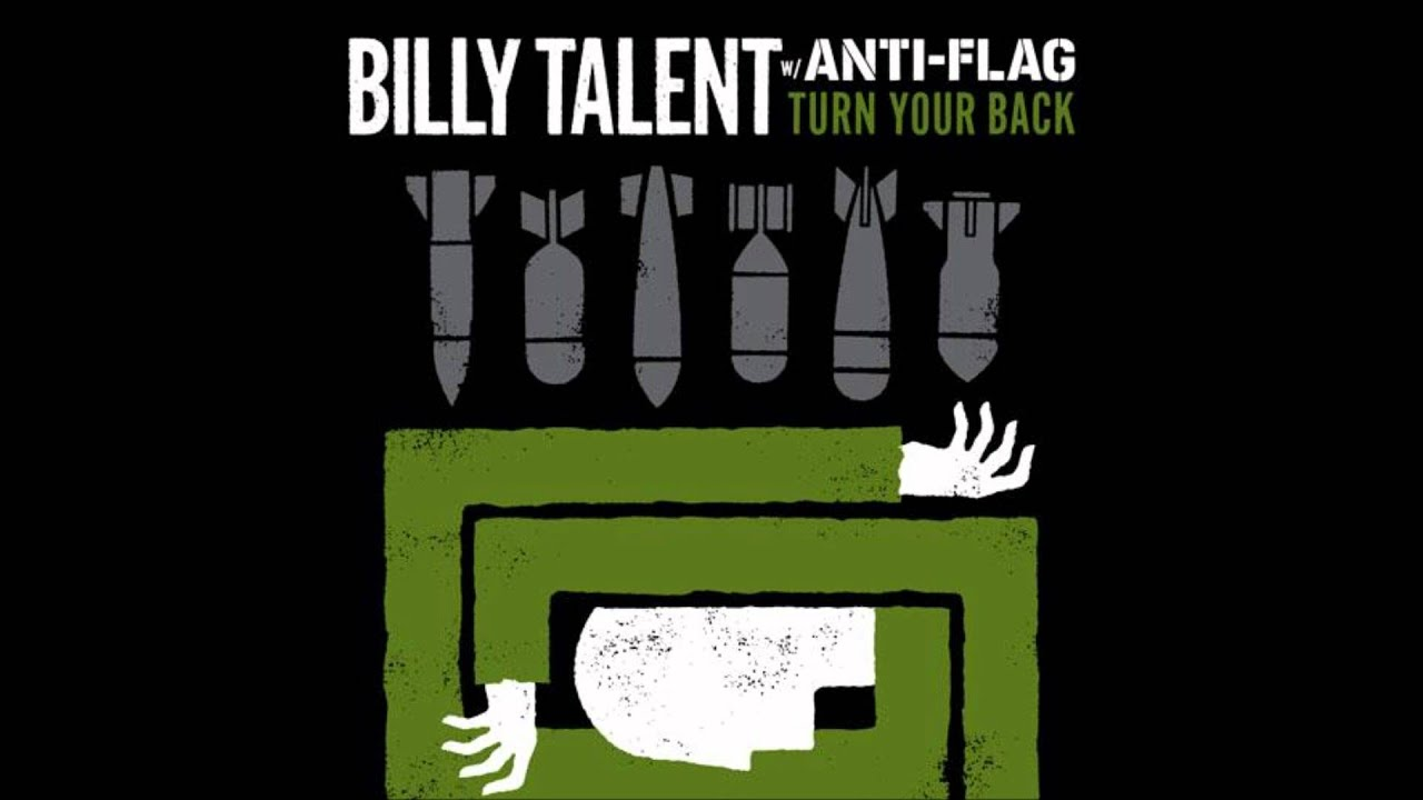 Billy Talent Red Flag Billy Talent Feat Anti Flag