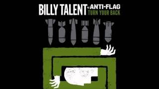 Watch Billy Talent Turn Your Back with Antiflag video