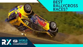 BEST EVER RACES! | Part 1 | World Rallycross