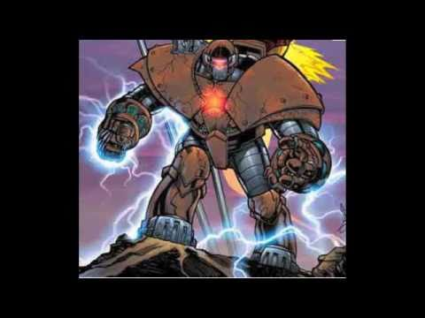 Supervillians explored-Crimson Dynamo