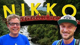 Unplanned Nikko: Finding Delight Without an Itinerary in Japan
