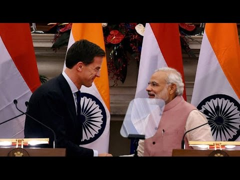 India, Netherlands tied up to counter terrorism