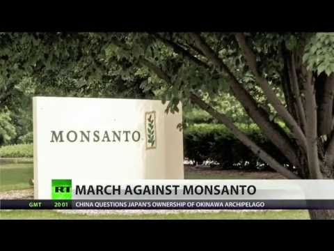 Global 'March against Monsanto' scheduled for May 25