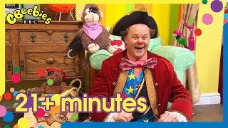 Mr Tumble's 'Let's Pretend' Compilation | +21 Minutes!
