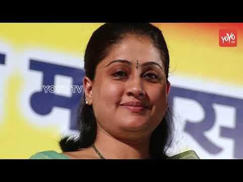 Actress Vijaya Shanti Comments On Megastar Chiranjeevi | Congress Party | Telangana | YOYO Times