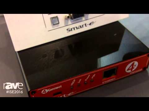 ISE 2016: Smart-e Discusses Their Recently Launched Inline Power (POH) SDS-911-WP