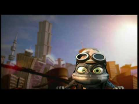 Crazy Frog - Axel F [Secret Message] Backwards/Reversed