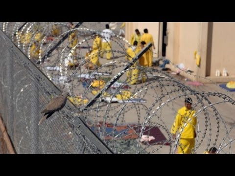 500 prisoners escape jail in Abu Ghraib firefight in Iraq