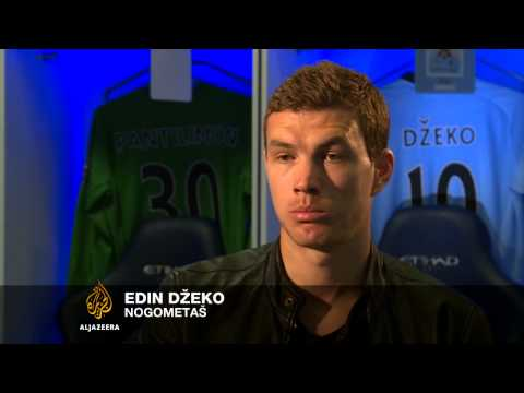 Oni pobjeđuju: Edin Džeko - Al Jazeera Balkans