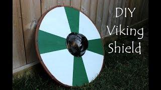 DIY Viking Shield for kids and grown ups!