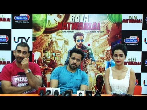 Emraan Hashmi and Humaima Mallik unveil the video song Kal The...