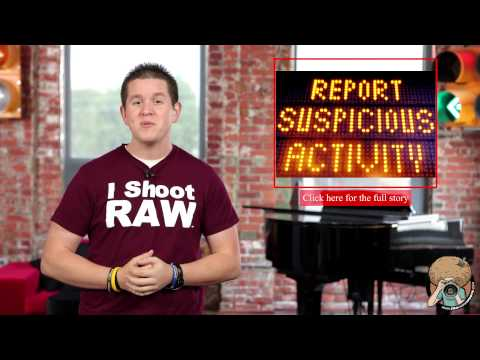 Screw YOU Suspicious Activity Report, leave photographers alone: Photo News Recap