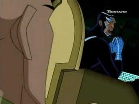JLU (39) - Superman, Batman & Lex Luthor vs. Darkseid
