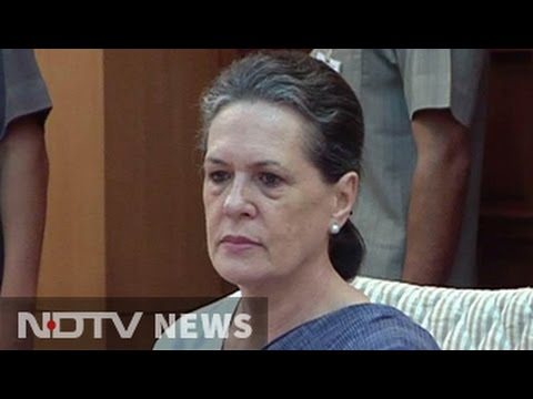 'Not afraid, I am Indira Gandhi's daughter-in-law': Sonia Gandhi to NDTV
