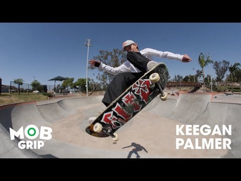 Keegan Palmer: The Grippiest | MOB Grip