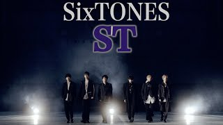 "SixTONES - ST  YouTube Ver. from Album ""1ST"""