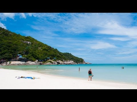 Best of Koh Phangan, Thailand: top places including Thongsala and Haad Rin
