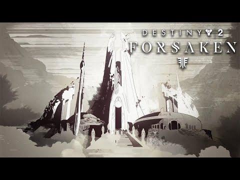 DESTINY 2: FORSAKEN Broken Courier Full Mission Walkthrough (Post Raid Mission) 1080p HD