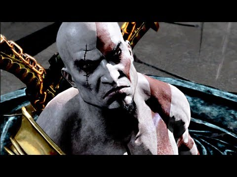 God Of War Iii All Cutscenes Story Gameplay Kratos Movie - God Of War 3 video