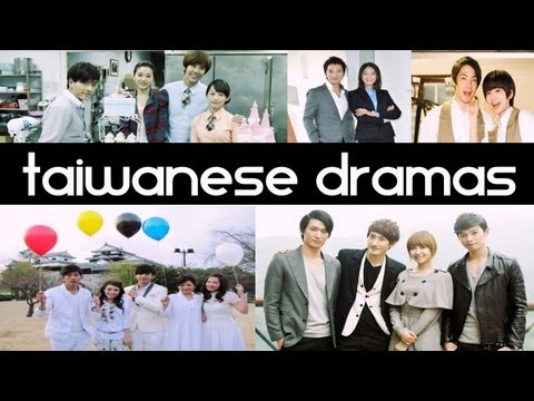 Top 5 Taiwanese Dramas of 2012 - Top 5 Fridays