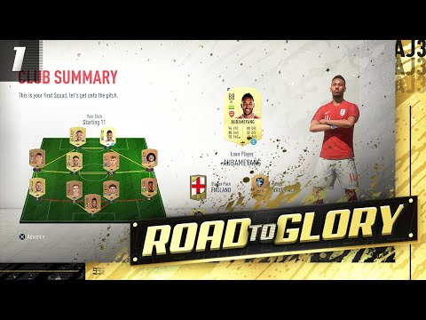 AMAZING START TO THE SERIES!!! Fifa 20 Road To Glory   Episode 1