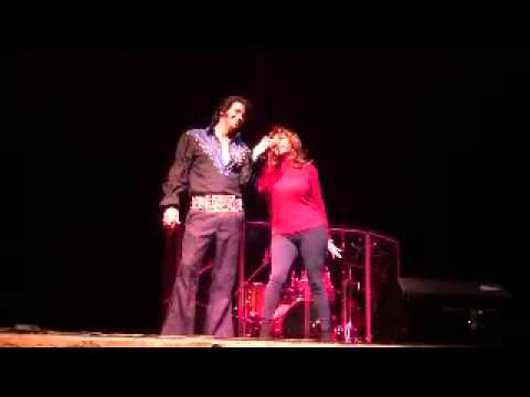 "John Brooks and Susie Brooks  "" The Lady Loves Me"""