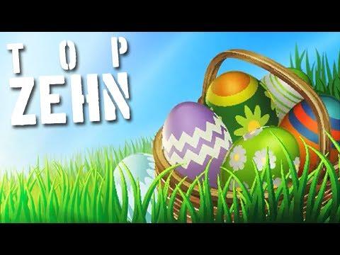 10 erstaunliche Internet Easter Eggs!