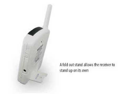 Optex Wireless 1000 Alarm