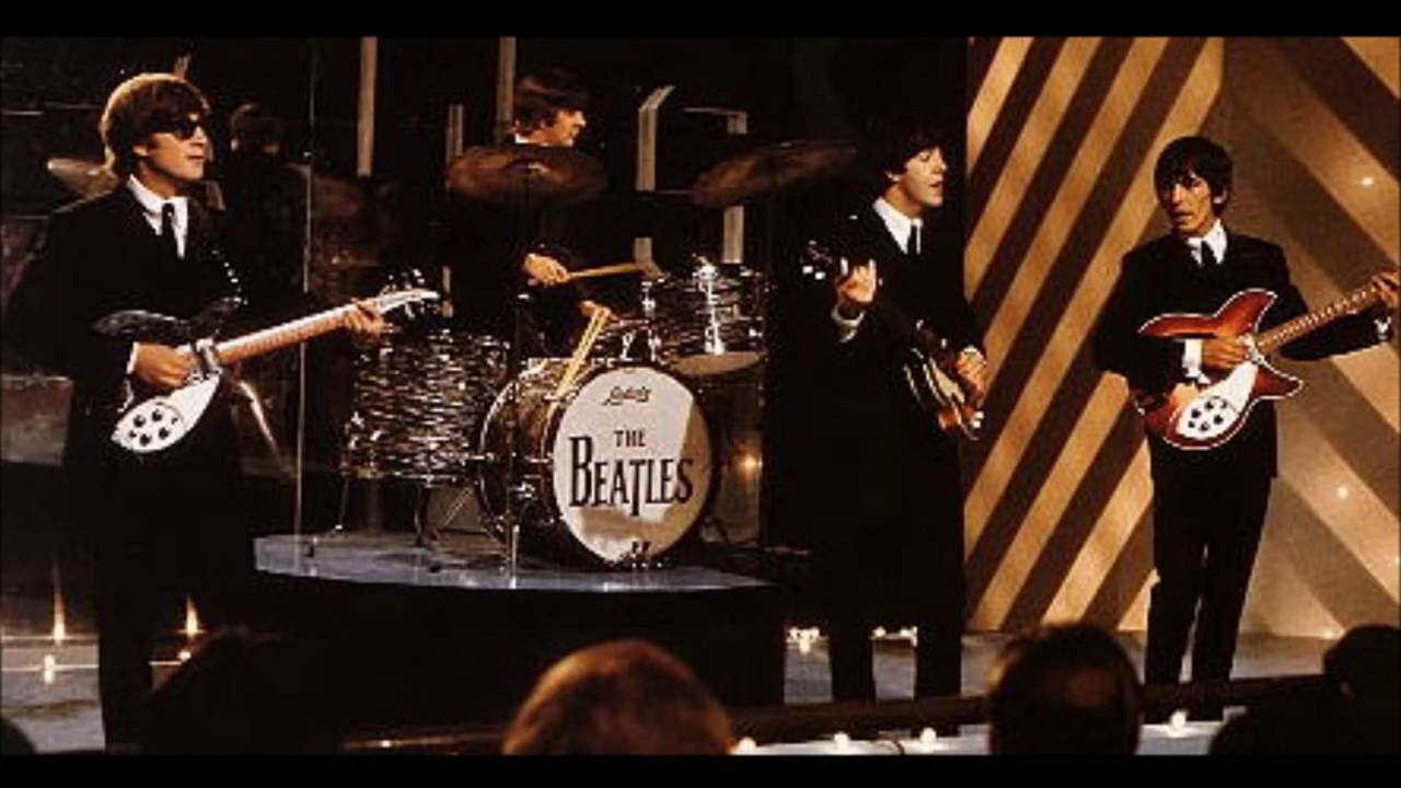 Find out at which radio station you can hear beatles - love me do (single version)