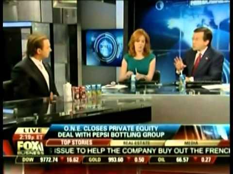 O.N.E. Coconut Water on Fox News