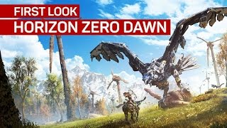 Horizon: Zero Dawn's 'ancient magic' is actually technology