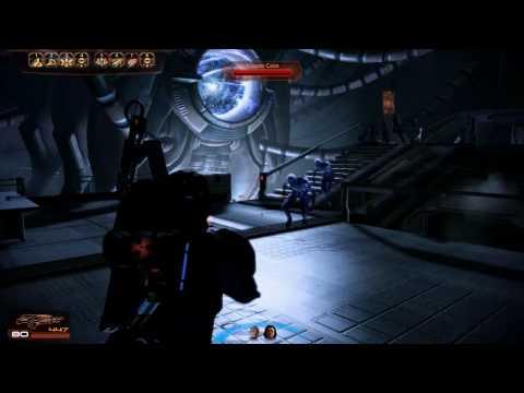 Mass Effect 2 Derelict Reaper Core + M-920 Cain Nuke Launcher