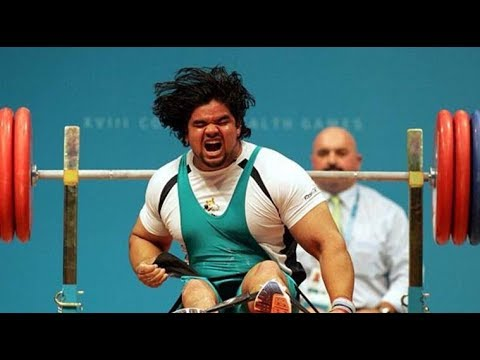 Para-Powerlifter Sachin Chaudhary Wins India's First Medal In Para-sports | Bronze Medal | CWG 2018