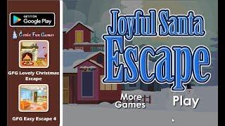 GFG Joyful Santa Escape