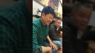 Chúc mừng sinh nhật anh Tứ Trịnh Bajai Hai   Ru noong Trần Võ Trung