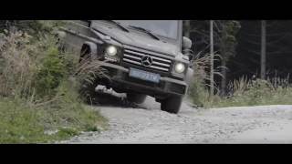 Mercedes-Benz G-Class - G for Graz commercial