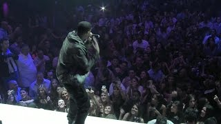 Drake - Bedrock (Live at Axe Lounge)