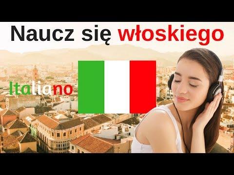 Naucz Się Włoskiego Podczas Snu ||| Najważniejsze Włoskie Wyrażenia I Słowa ||| 3 Godzin
