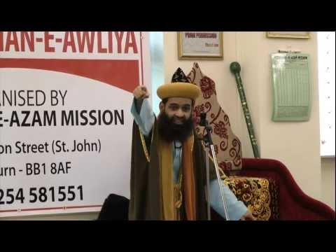 Allama Sm Hasan Askari Miya Ashrafi Jilani On The Friends Of Allah At Ma Mission Blackburn video