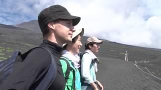 映像で見る 御殿場ルート登山ガイド