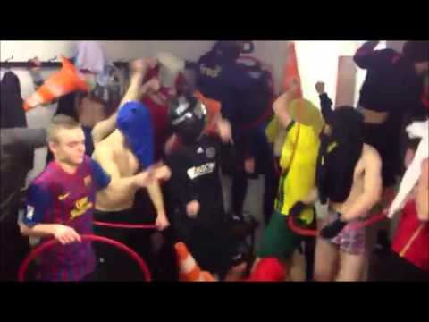 Harlem Shake SVM A1