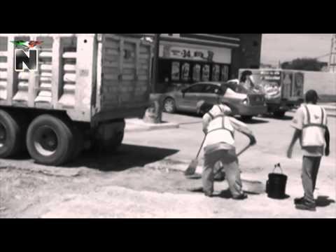 400 baches reparados en Reynosa